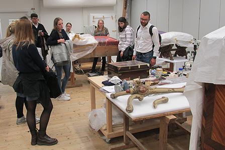 das studium der kunstgeschichte institut f r. Black Bedroom Furniture Sets. Home Design Ideas